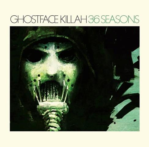 GHOSTFACE KILLAH / ゴーストフェイス・キラー / 36 SEASONS (CD)