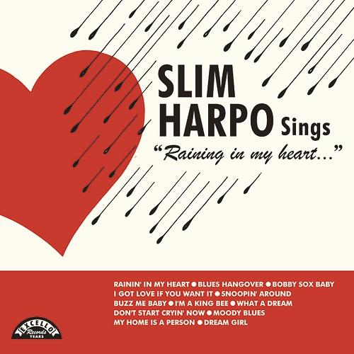 SLIM HARPO / スリム・ハーポ / RAINING IN MY HEART / レイニング・イン・マイ・ハート (紙ジャケ)