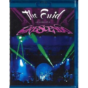 THE ENID (UK) / エニド / EN CONCERT Á CRESCENDO Blu-ray