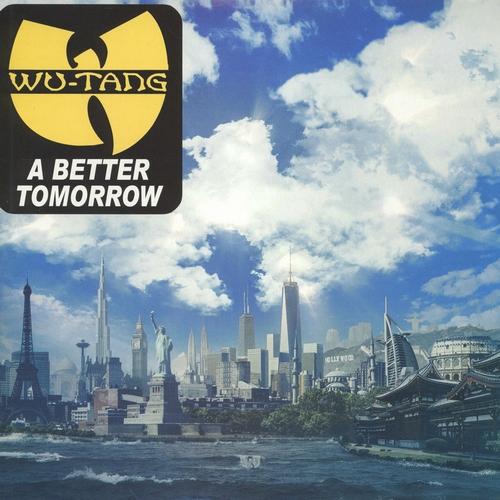 "WU-TANG CLAN / ウータン・クラン / BETTER TOMORROW""2LP"""