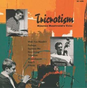 BJARNE ROSTVOLD / ビヨルネ・ロストヴォルド / Tricrotism(CD)
