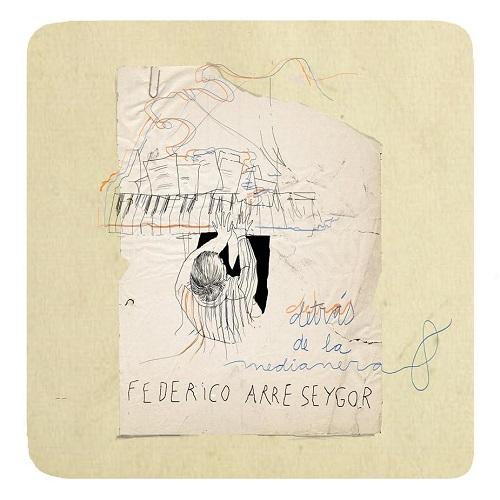 FEDERICO ARRESEYGOR / フェデリコ・アレセイゴル / DETRAS DE LA MEDIANERA