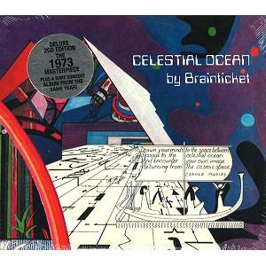 BRAINTICKET / ブレインティケット / CELESTIAL OCEAN+LIVE IN ROME 1973