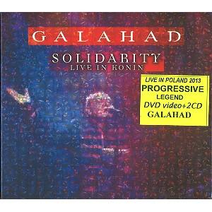 GALAHAD / ギャラハド / SOLIDARITY LIVE IN KONIN 2013: CD+DVD