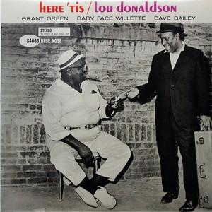 LOU DONALDSON / ルー・ドナルドソン / ヒア・ティス+1(SHM-CD)
