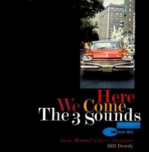 THREE SOUNDS / スリー・サウンズ / ヒア・ウィ・カム+2(SHM-CD)
