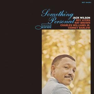 JACK WILSON / ジャック・ウィルソン / サムシング・パーソナル+1(SHM-CD)