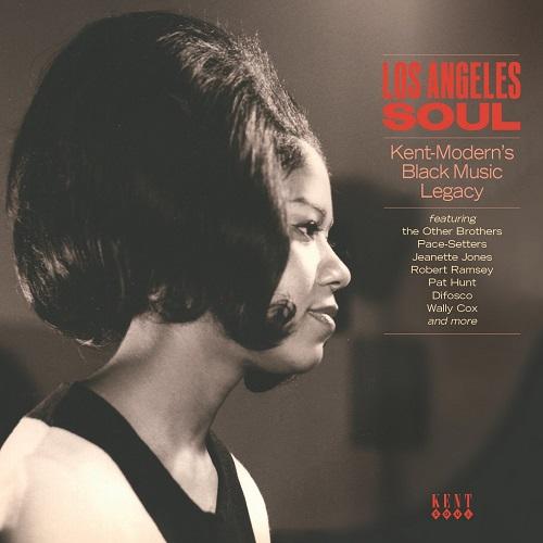 V.A. (LOS ANGELES SOUL) / LOS ANGELES SOUL: KENT-MODERN'S BLACK MUSIC LEGACY