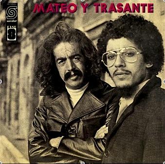 EDUARDO MATEO & JORGE TRASANTE / エドゥアルド・マテオ&ホルヘ・トラサンテ / MATEO Y TRASANTE