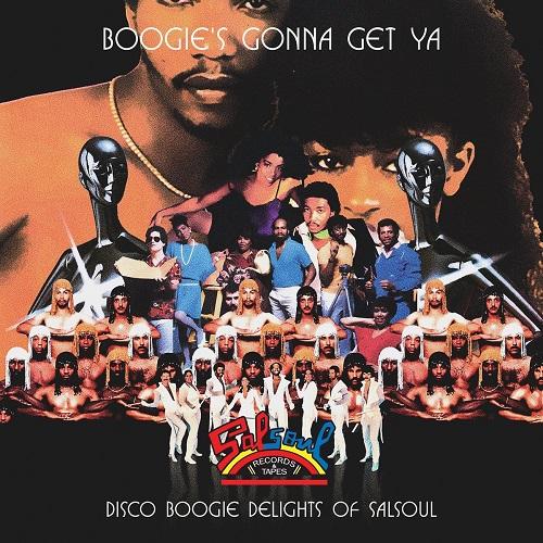 V.A. (BOOGIE'S GONNA GET YA) / オムニバス / BOOGIE'S GONNA GET YA - DISCO BOOGIE DELIGHTS OF SALSOUL / ブギーズ・ゴナ・ゲット・ヤ - ディスコ・ブギー・デライツ・オブ・サルソウル (2CD)