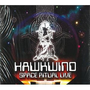 HAWKWIND / ホークウイ ンド / SPACE RITUAL 2014: 2CD+DVD