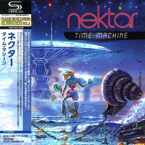 NEKTAR / ネクター / タイム・マシーン - SHM-CD