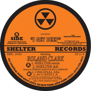 ROLAND CLARK / I GET DEEP(REISSUE)
