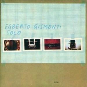 EGBERTO GISMONTI / エグベルト・ジスモンチ / ソロ(SHM-CD)