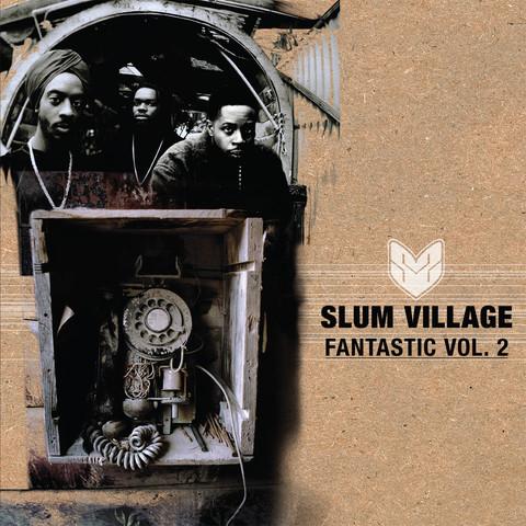SLUM VILLAGE / スラムヴィレッジ / Fantastic Vol.2 (CD) 国内盤仕様 歌詞対訳付
