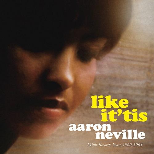 AARON NEVILLE / アーロン・ネヴィル / LIKE IT'TIS / ライク・イティイズ (紙ジャケ)