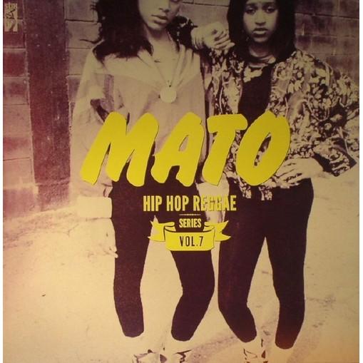 """MATO / HIP HOP REGGAE 7 """"LP"""""""