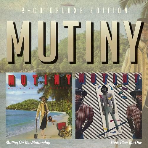 MUTINY / ミューティニー / MUTINY ON THE MAMASHIP/ FUNK PLUS THE ONE (2CD DELUXE) / ミューティニー・オン・ザ・ママシップ / ファンク・プラス・ザ・ワン+9 (2CD)