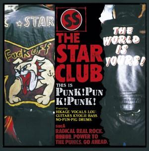 STAR CLUB / PUNK!PUNK!PUNK!(紙)