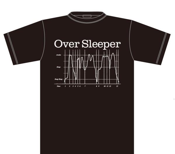 ヤマジカズヒデ / over sleeper Tシャツ付SETサイズM