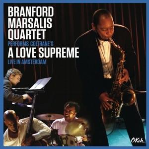 BRANFORD MARSALIS / ブランフォード・マルサリス / Coltrane's A LoveSupreme Live inAmsterdam(CD+DVD)