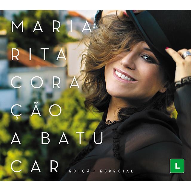 MARIA RITA / マリア・ヒタ / CORACAO A BATUCAR - EDICAO ESPECIAL