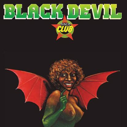 BLACK DEVIL DISCO CLUB / ブラック・デヴィル・ディスコ・クラブ / DISCO CLUB / ディスコクラブ