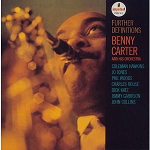 BENNY CARTER / ベニー・カーター / Further Definitions / ファーザー・ディフィニションズ