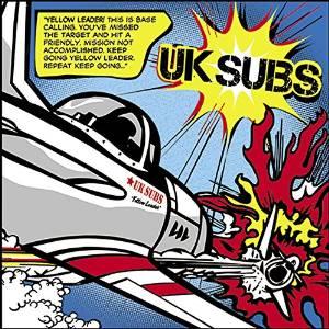 UK SUBS / ユーケーサブス / YELLOW LEADER