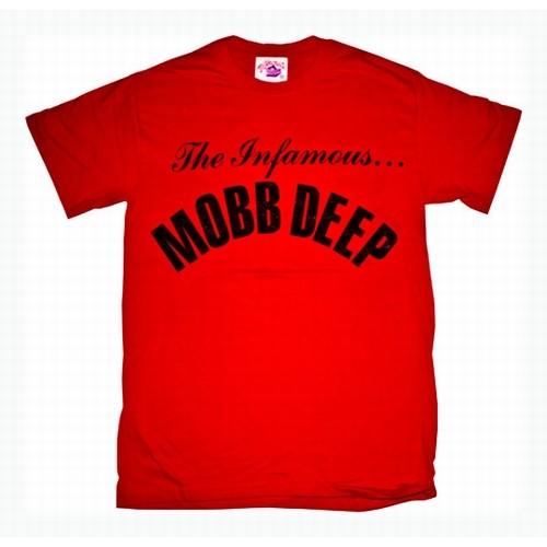 MOBB DEEP / モブ・ディープ / INFAMOUS T-SHIRT (S)