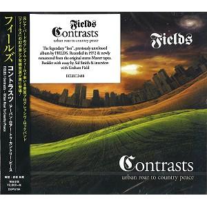 FIELDS (UK) / フィールズ / コントラスツ: アーバン・ロアー・トゥ・カントリー・ピース