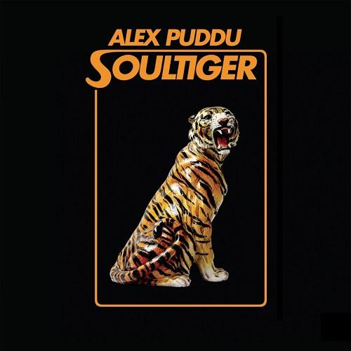 ALEX PUDDU / SOULTIGER (LP+CD)