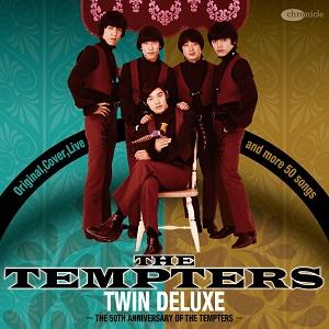 ザ・テンプターズ / ツイン・デラックス-THE 50TH ANNIVERSARY OF THE TEMPTERS-