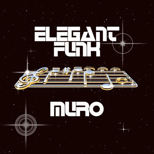 "DJ MURO / DJムロ / ELEGANT FUNK ""紙ジャケット"""