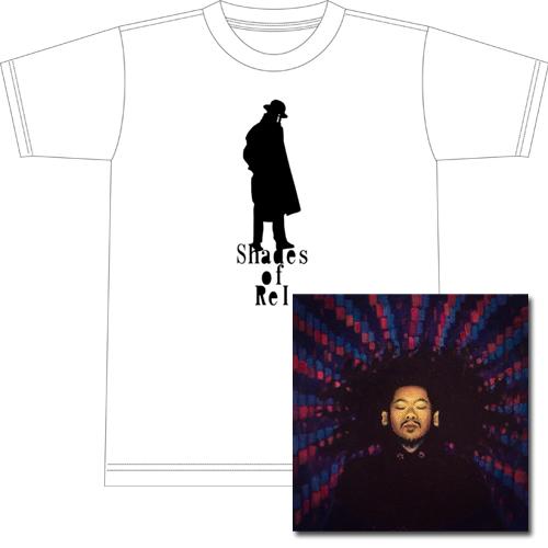 Shades of ReI / 絵空事 ★ディスクユニオン限定T-SHIRTS付セットMサイズ
