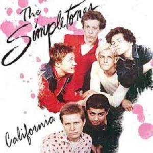 SIMPLETONES / シンプルトーンズ / CALIFORNIA (LP)