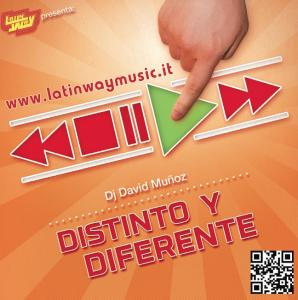 DISTINTO Y DIFERENTE / オムニバス / DJ DAVID MUNOZ PRESENTA DISTINTO Y DIFERENTE