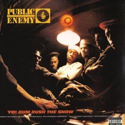 "PUBLIC ENEMY / パブリック・エナミー / Yo! Bum Rush The Show ""LP"""