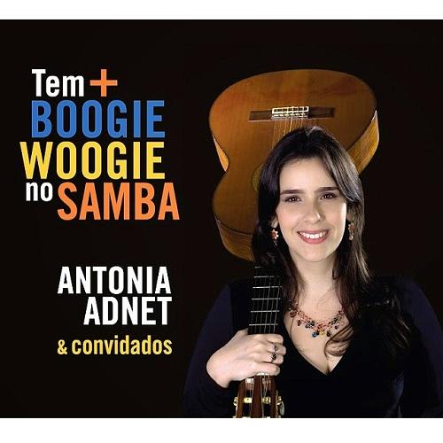 ANTONIA ADNET / アントニア・アヂネー / TEM + BOOGIE WOOGIE NO SAMBA