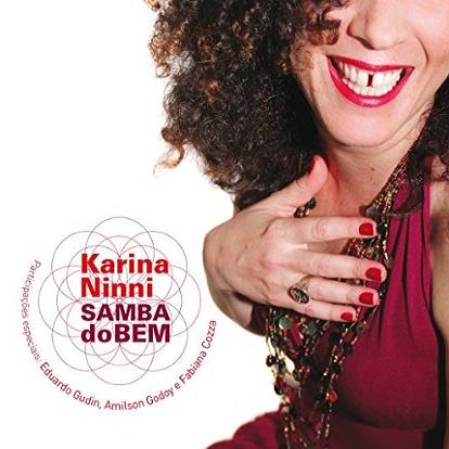 KARINA NINNI / カリーナ・ニンニ / SAMBA DO BEM