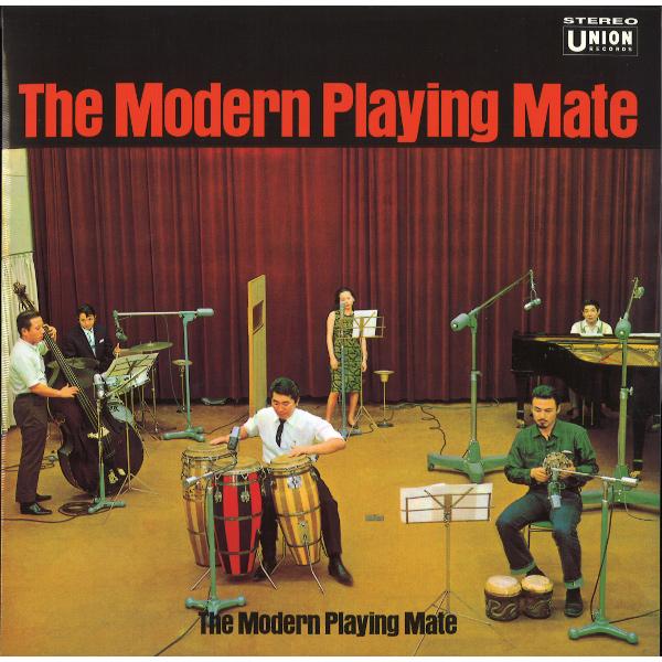 """世良譲トリオ・イントロデューシング・笠井紀美子 / The Modern Playing Mate / ザ・モダン・プレイング・メイト(7"""")"""