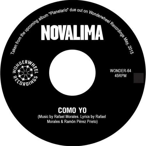 NOVALIMA / ノーヴァリマ / COMO YO / SANTERO