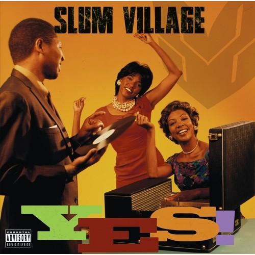 "SLUM VILLAGE / スラムヴィレッジ / YES ""アナログLP"""