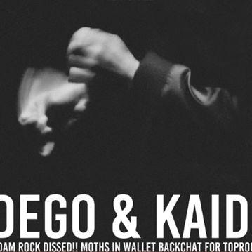 DEGO & KAIDI TATHAM / ディーゴ・アンド・カイディ・テイタム / ADAM ROCK DISSED!!