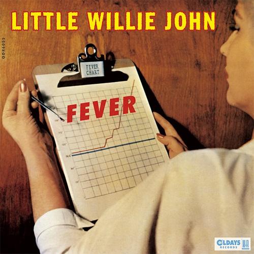 LITTLE WILLIE JOHN / リトル・ウィリー・ジョン / FEVER / フィーヴァー (紙ジャケ)
