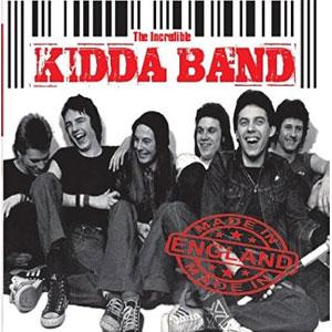 INCREDIBLE KIDDA BAND / インクレディブルキッダバンド / MADE IN ENGLAND