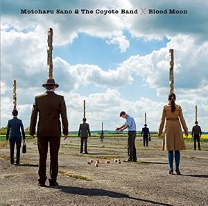 佐野元春&THE COYOTE BAND / BLOOD MOON