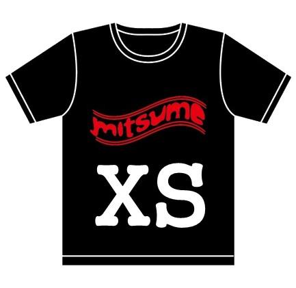 mitsume / ミツメ / めまい Tシャツ付きセット XSサイズ