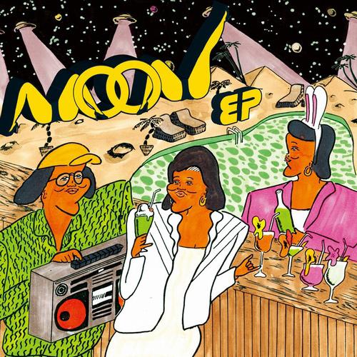 ZEN-LA-ROCK / MOON EP