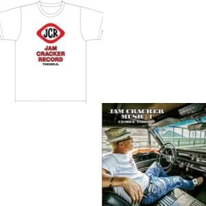 所ジョージ / JAM CRACKER MUSIC 3+JAM CRACKER オリジナルTシャツ